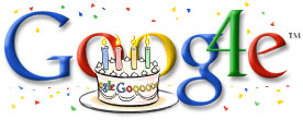 Google 4th Birthday